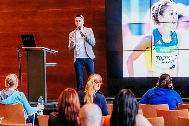 Konferencja Tomasz Chomiuk