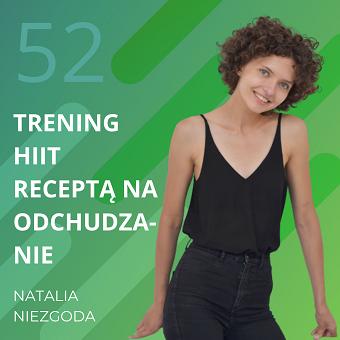 Natalia Niezgoda - trening HIIT